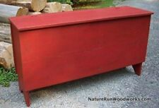Primitive Handcrafted Blanket Chest