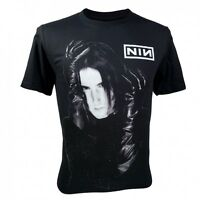 Immortal Men's Nine Inch Nails NIN Trent Reznor Rock Band T-Shirt V4