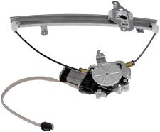 FITS 2005-2015 XTERRA DRIVER LEFT REAR POWER WINDOW REGULATOR MOTOR ASSEMBLY