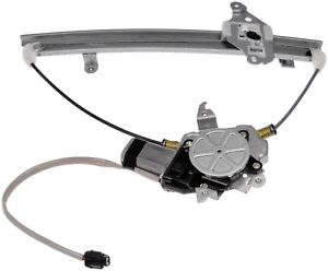 Power Window Motor and Regulator Assembly Rear Left fits 05-15 Nissan Xterra