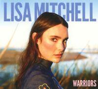LISA MITCHELL Warriors (2017) 10-track CD album digipak NEW/SEALED