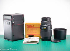 Sigma AF 70-300mm f/4-5.6 APO Macro Telephoto Zoom Lens for Minolta-A Sony Alpha