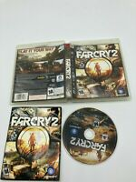 Sony PlayStation 3 PS3 CIB Complete Tested Far Cry 2 Ships Fast