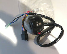 Yamaha Interruptor de manillar izquierdo DT50R Handle Switch Original nuevo