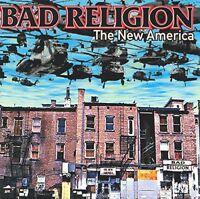 BAD RELIGION - THE NEW AMERICA-REMASTERED   VINYL LP NEW!
