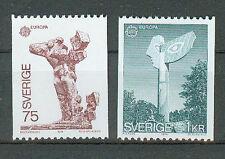 Schweden Briefmarken 1974 Skulpturen Mi.Nr.852+53 ** postfrisch