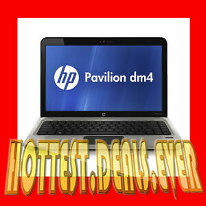 """New 1 HP Pavilion 14"""" Laptop i5-2430M 2.40 GHz 4gb 640gb WIN7 Portable computer"""