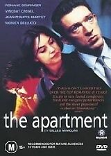 The Apartment (DVD, 2003) ALL PAL rare FRENCH MOVIE MONICA BELLUCCI