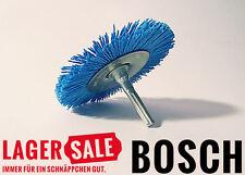 Bosch Scheibenbürste Schleifbürste Tellerbürste 100 mm, 1 mm, 4500 U/ min, 10 mm
