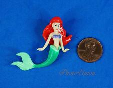 Cake Topper Disney Movie Figure Toy Disney Princess Beauty Ariel Mermaid K1060