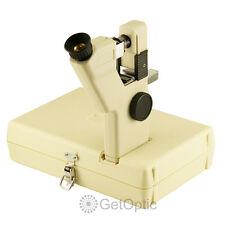 Portable Optical Lensmeter Lensometer Lens Degree Meter Handheld Battery powered