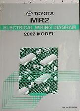 mr2 wiring | eBay on