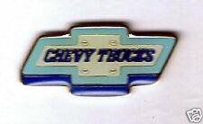 Automotive collectibles - Chevy Trucks tac style logo/celebration pin