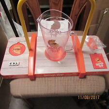 RARE SHOCK TOP BEER GAME WITH A PITCHER, 2 DIFF. CARDS, 3 DI, PLASTIC CHIPS--NEW