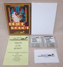 Bride of the Robot (Commodore Amiga, 1988)