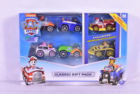 Paw Patrol Classic Diecast Gift Pack: Chase, Marshall, Zuma, Skye, Rocky, Rubble