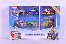 Paw Patrol Classic Diecast Gift Pack: Chase, Marshall, Zuma, Skye, Rocky, Rubble