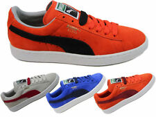 PUMA Suede Patternless Trainers for Women
