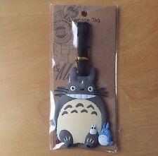 Totoro Cute Anime Luggage Bag Tag NEW