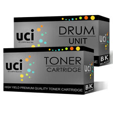 1 Toner & 1 Drum FOR Brother TN2000 DR2000 HL 2030 2040 2070 MFC 7220 7420 7820N