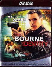 The Bourne Identity (HD-DVD, 2007) New