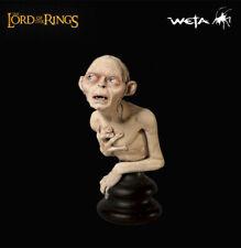 Buste Lord of the rings LOTR Smeagol Gollum Seigneur des anneaux
