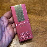 BEAUTIFUL by Estee Lauder 1 oz 30 ml EDP Spray Perfume for Women New in Box