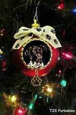 German Shorthaired Pointer Christmas Ball Ornament Dog Lovers Gift TJS Furbabies