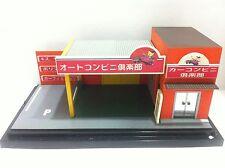JAPAN PLAY SHOP DIORAMA DISPLAY CITY SCENE 1:64 CHORO Q TOMICA CAR SSS-037M