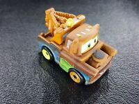 DISNEY PIXAR CARS DIE CAST MINI RACERS MATER #02 2018 FREE SHIPPING