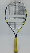 "Babolat Nadal Jr 125 Tennis 23"" Racquet Yellow 3-3/4"" Grip ⭐ FAST PRIORITY SHIP"