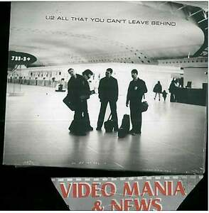 U2 THE ITALIAN COLLECTION CD V.6  ALL THAT YOU CAN'T LEAVE BEHIND  (DIGIPACK)