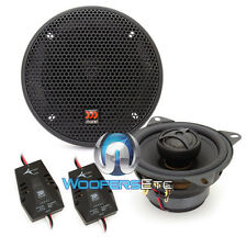 "TEMPO 4C MOREL 4"" INTEGRATED NEODYMIUM TWEETERS COAXIAL SPEAKERS & CROSSOVERS"