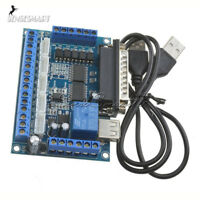 MACH3 CNC 5 Axis Interface Breakout Board For Stepper Motor Driver CNC Mill