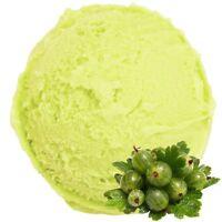 Gino Gelati Stachelbeer Geschmack Eispulver Softeispulver 1:3 - 1 kg