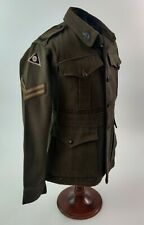 Wwii Corporal Australian Army Tunic Uniform Dated 1942 Air Support Control Aif