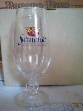6 verres bière SEMEUSE