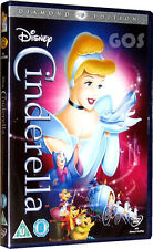 Cinderella Walt Disney Diamond Edition No 12 Film Childrens Movie DVD New Sealed