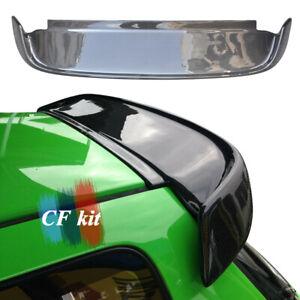 For 92-95 Honda Civic EG6 EG Hatchback Rear Carbon Fiber Spoiler Roof Wing Kits
