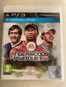 Tiger Woods PGA Tour 14 (Sony PlayStation 3, 2013) PAL RARE