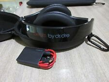 MONSTER BEATS BY DR. DRE STUDIO POWERED ISOLATION HEADPHONES NOISE CANCELLING