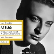 Alfredo Kraus Montarsolo Ganzarolli Stich Randall - CherubiniAli Baba [CD]