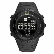 Reloj de pulsera militar militar cuarzo para hombre resistente al agua y digital