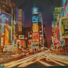 Buffalo Games  -  TIMES SQUARE  New York 2000 Piece Jigsaw Puzzle -  BRAND NEW