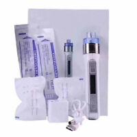 Hydro Vacuum Injection Therapy Vanadium Meso Gun Water Injector Facial care