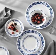 Corelle Classic True Blue 16-Piece Dinnerware Set