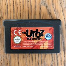 Les Urbz: Sims in the city-Nintendo Game Boy Advance-Cartouche seule-Occasion