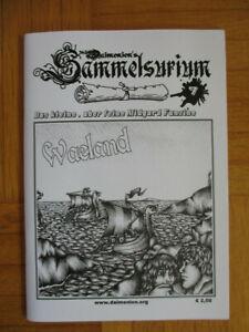 Midgard Fanzine Heft - Daimonion´s Sammelsurium Band 7 – Waeland - Fantasy Buch