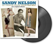 Sandy Nelson - Let There Be Drums / Plays Teen Beat [New Vinyl] Holland - Import