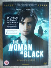 THE WOMAN IN BLACK BRAND NEW SEALED GENUINE UK DVD